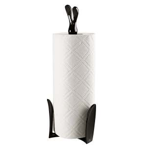 Towel Stand Kitchen Koziol Design Roger Rabbit Black