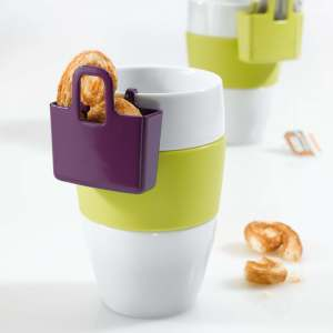 Koziol Design Coffee Tea Miini Cup Carry All LILLI