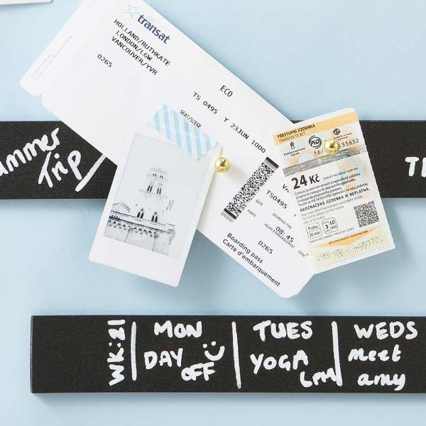 Week Planner Family My Time Luckies of London Gift