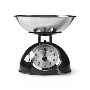 Kitchen Scale Retro Cooking Nedis