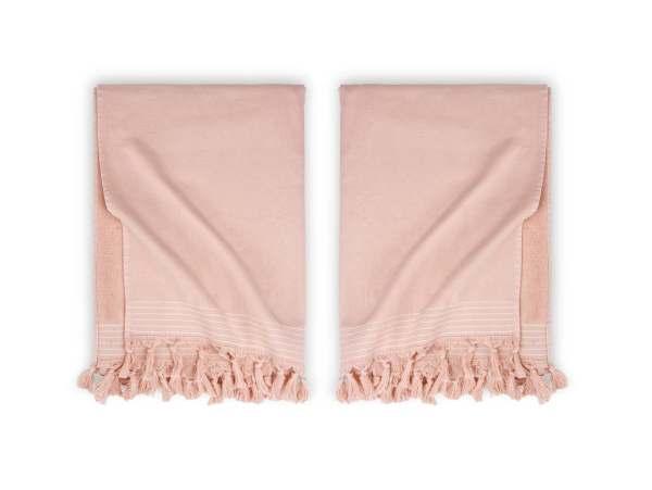 Hamam Hammam Bath Towel Soft Cotton Walra Pink