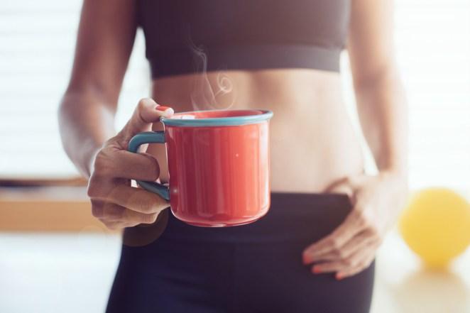Un café fort 30 minutes avant le sport augmente la combustion des graisses