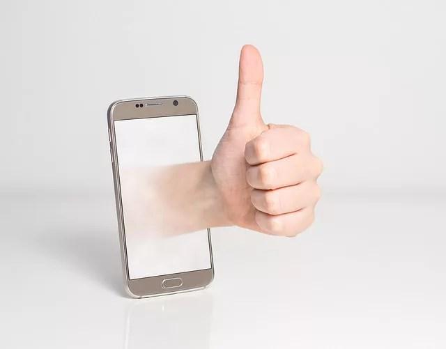 androidスマホでiqos3充電器の代用