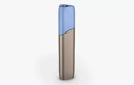 アイコス3マルチ色の組み合わせアルパインブルー