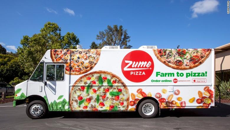 ソフトバンクから巨額出資を受けた「ズームピザ」のビジネスモデルを生かせないのか?
