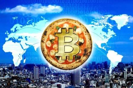 5月22日は『ビットコイン・ピザ・デー』、、、当時のピザは26億円。
