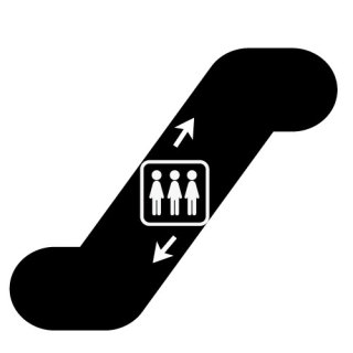なかなかお目にかかれない斜めに走るエレベーターが愉快すぎる!