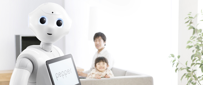 Pepperクンがついにピザ屋に集団就職。単純労働はロボットに取って代わられる。