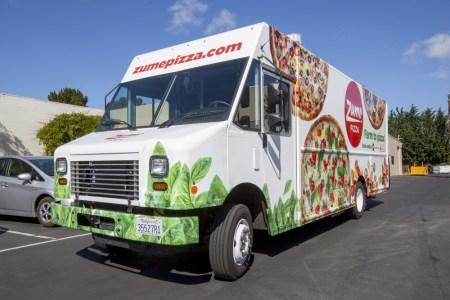 「焼きながらお届け」宅配ピザに革命で究極の自営業ができる!
