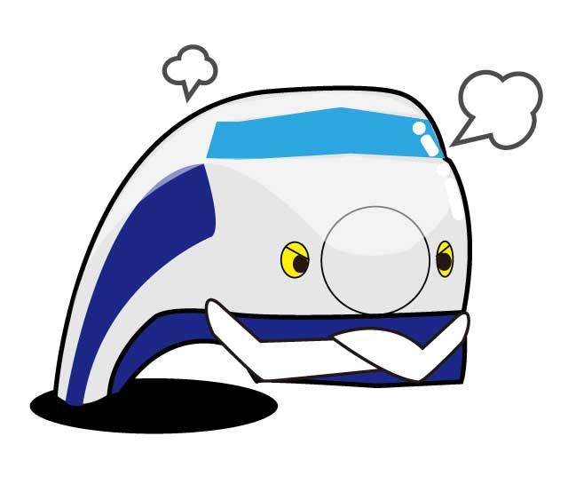 大人気!鉄道カワイイキャラ第9弾(新幹線0系)