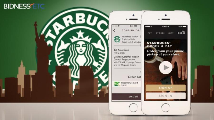 「待つ」ことを回避するためのスタバのアプリ、日本での登場が待ち遠しい。