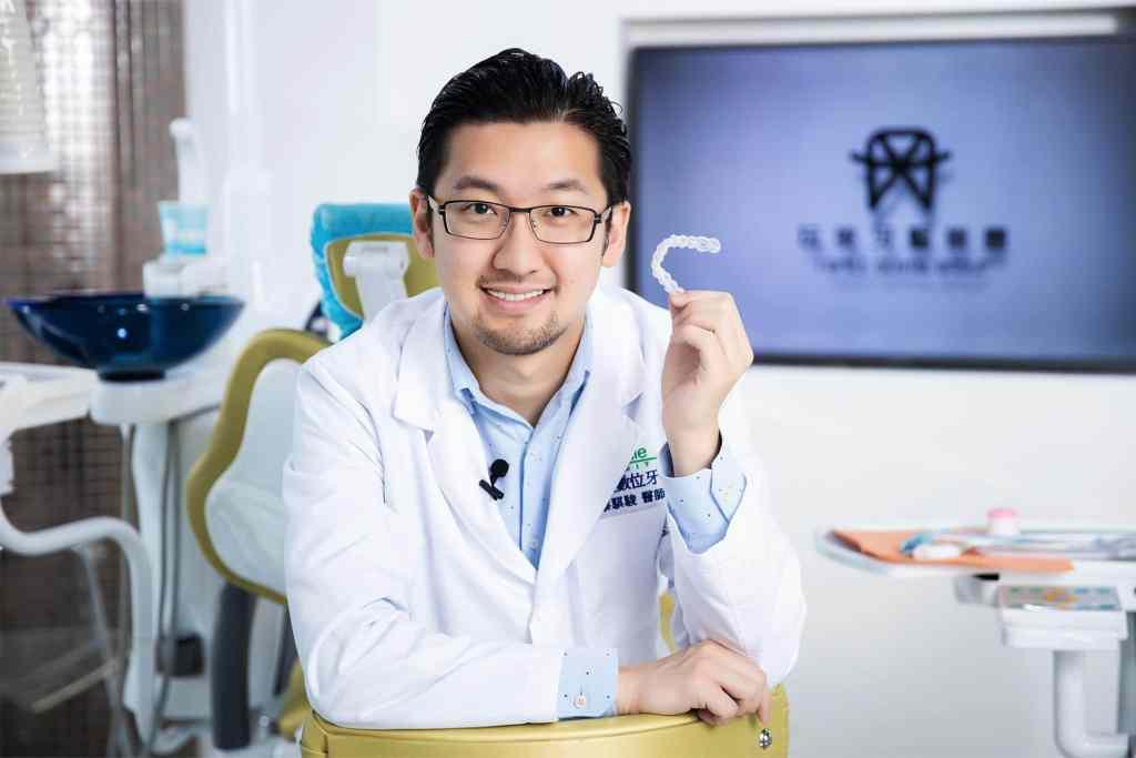 隱適美專家 蔡騏駿醫師