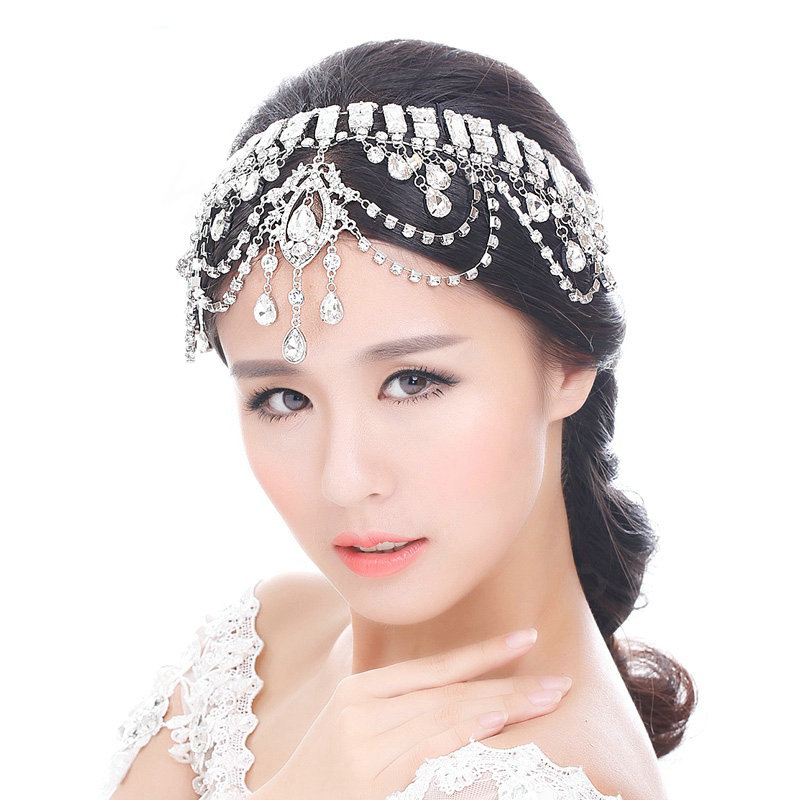 Buy Wholesale Classic Wedding Jewelry Flower Crystal