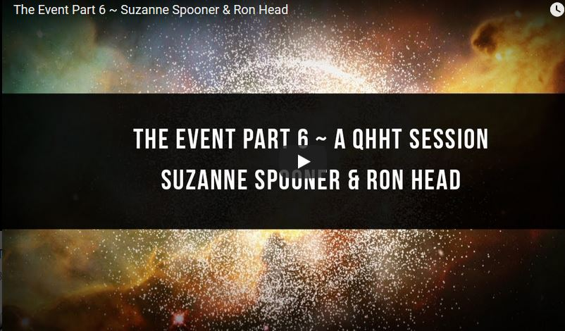 Image result for The Event Part 6 ~ Suzanne Spooner & Ron Head