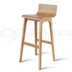 Wooden Kitchen Stools Kohler Brass Faucet 2x 4x Oak Wood Bar Stool Barstool Timber Dining