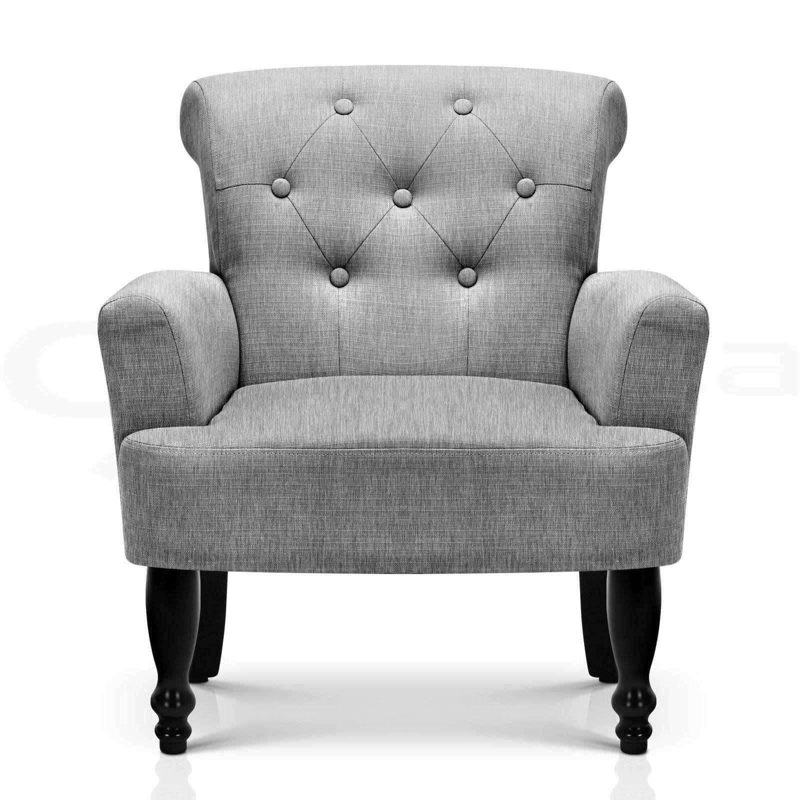 Retro Wing Chair Artiss French Lorraine Chair Retro Wing Sofa Accent