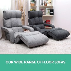 Sofa Bed Plus Recliner Set Cleaning In Nairobi Lounge Floor Armchair Folding Chaise