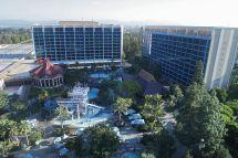 Disneyland Hotel Anaheim California