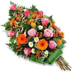 commandez une gerbe de fleurs compassio