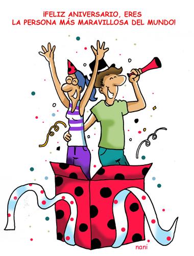 Aniversario Feliz Free Happy Anniversary ECards Greeting