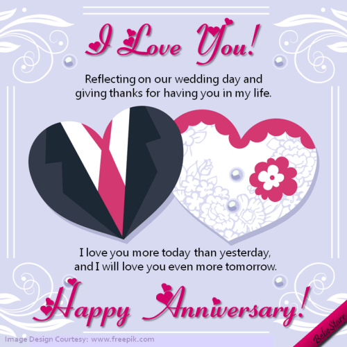 I Love You! Free Happy Anniversary ECards Greeting Cards