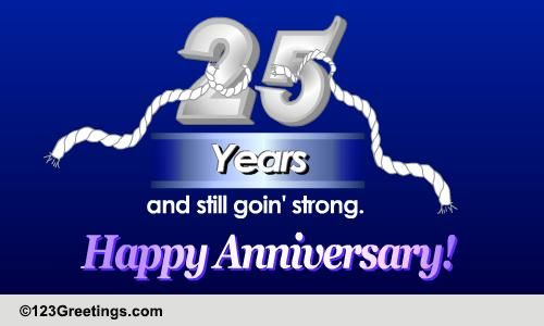 happy silver jubilee free