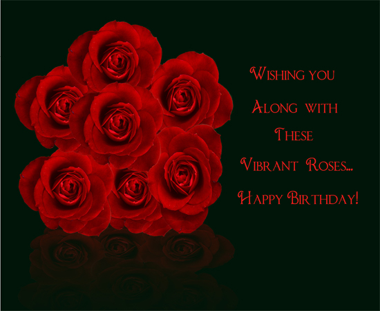 vibrant wishes for your