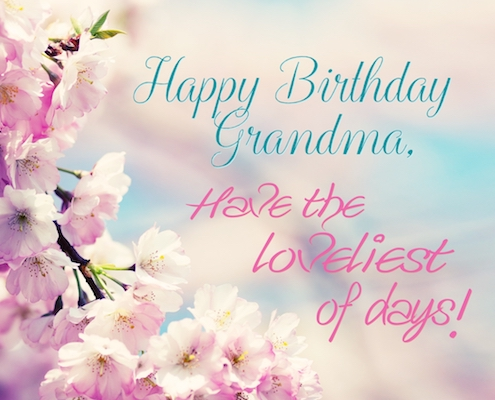 A Lovely Day For Grandmother Free Grandparents ECards