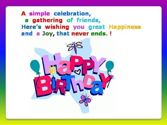 Greetings On A Dear Ones Birthday Free Happy Birthday