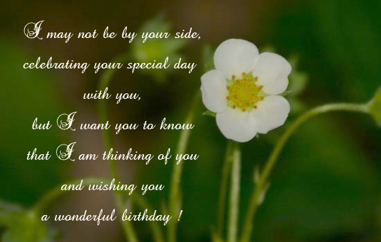 Celebrating Your Special Day With You Free Happy Birthday