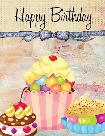 Happy Birthday Cards | Birthday & Greeting Cards by Davia