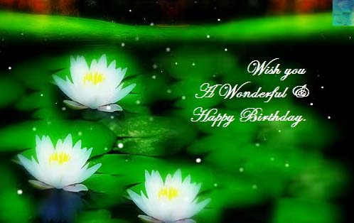 My Special & Sincere Wish For You Free Happy Birthday