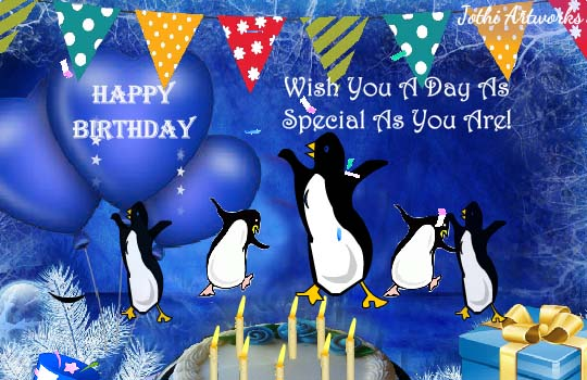 More Than You Wish! Free Happy Birthday ECards Greeting