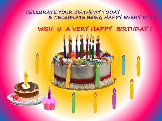 birthday greetings for a