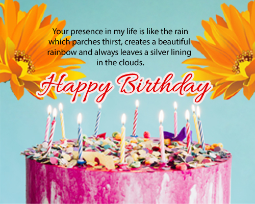Cute Happy Bithday Wishes Free Birthday Wishes ECards Greeting Cards 123 Greetings