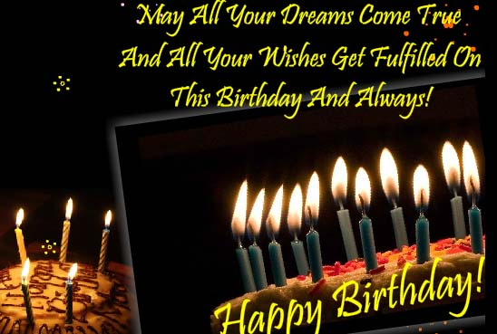 May God Bless You With Sunshine Free Birthday Wishes
