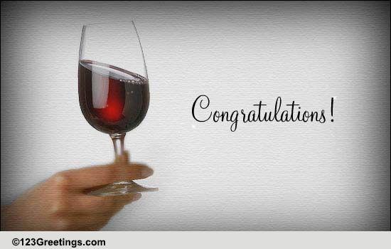 congrats party
