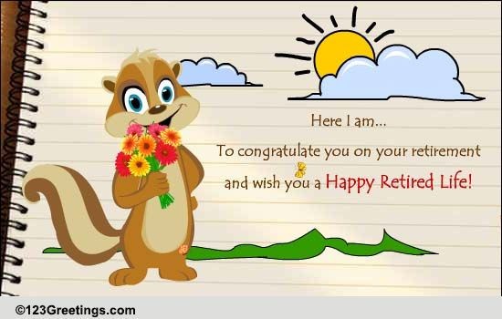 Congratulations Retirement Cards Free Congratulations