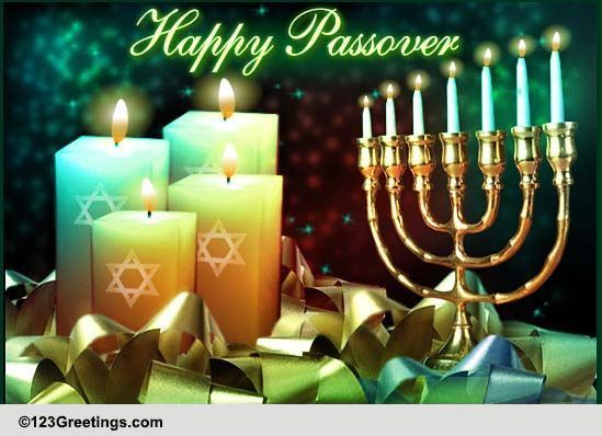 Special Passover Wishes Free Happy Passover Ecards