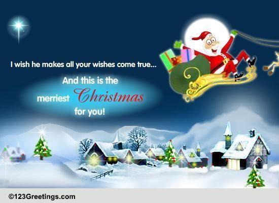 Night Before Christmas Free Christmas Eve ECards