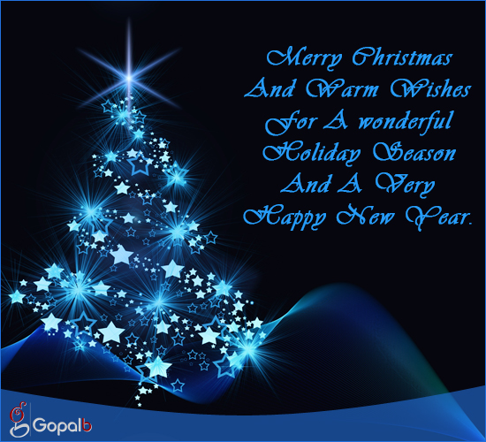 Christmas Year Wishing Happy And And Family New Quotes Merry You Your