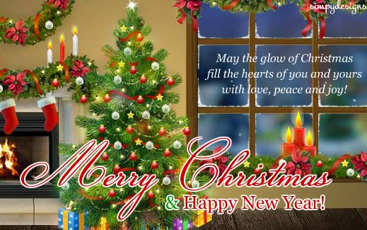 Wishes And Blessings Free Merry Christmas Wishes ECards 123 Greetings
