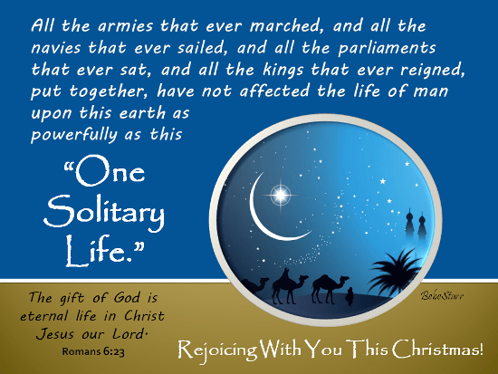 Rejoicing With You This Christmas Free Nativity Scene