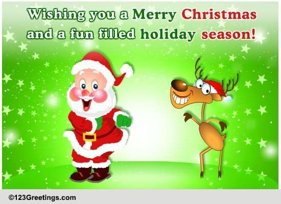 Christmas Wishes Friends Family Merry And