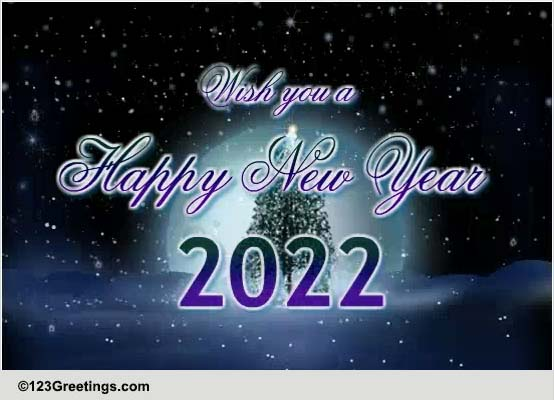 Heartfelt Wishes On New Years Eve Free New Years Eve ECards 123 Greetings