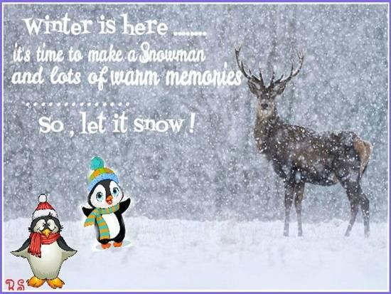Some Cool Winter Fun Free Cool Fun ECards Greeting Cards 123 Greetings