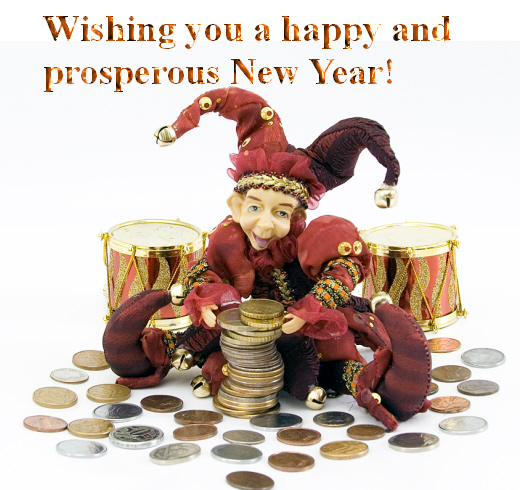 Wishing Happy And Prosperous New Year Free Happy New Year ECards 123 Greetings