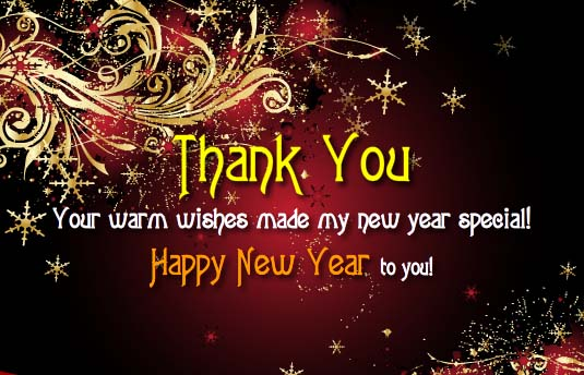 Thanks For Your Warm Wishes Free Thank You ECards