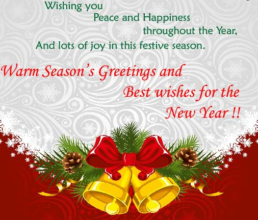 Season's Best Wishes Free Friends ECards Greeting Cards