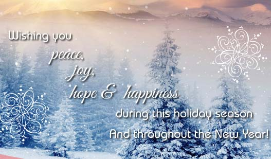 Wishes For Peace On Seasons Free Warm Wishes ECards